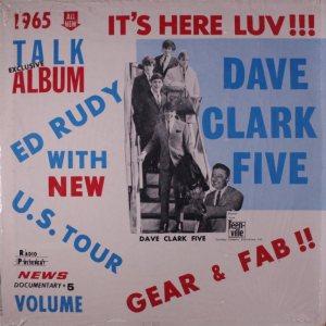 DAVE CLARK FIVE - ED RUDY