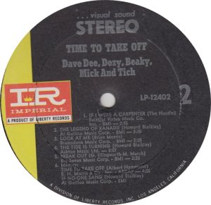 DAVE DEE ETC RB