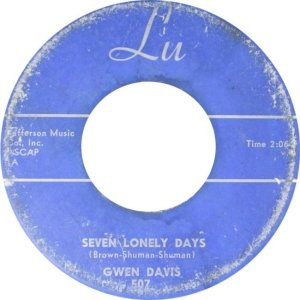 DAVIS GWEN - 59 A