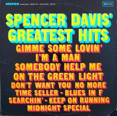DAVIS SPENCER 01 COV