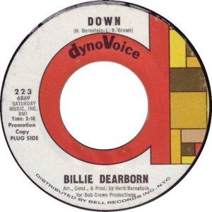 DEARBORN BILLIE 66 A