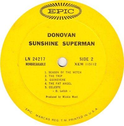 DONOVAN 03 C