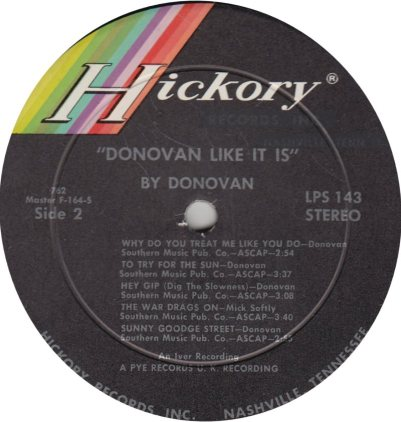 DONOVAN 08 C