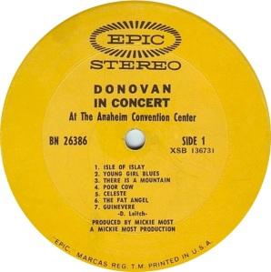 DONOVAN 09 B