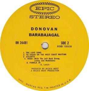 DONOVAN 12C