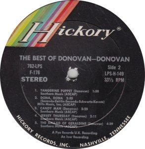 DONOVAN 13 C
