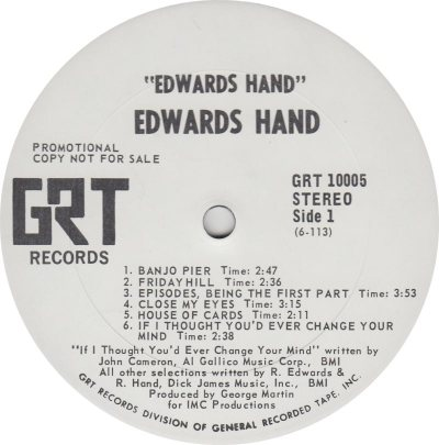EDWARDS HAND 01 A