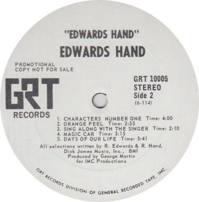 EDWARDS HAND 01 B