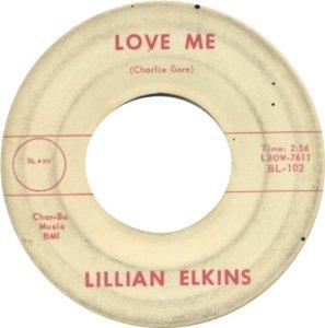 ELKINS LILLIAM 60 A