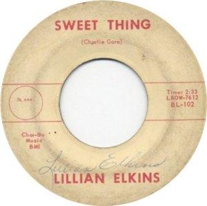 ELKINS LILLIAM 60 B