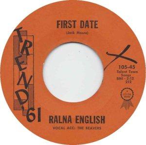 ENGLISH RALNA 61 B