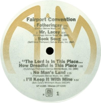 FAIRPORT CONVENTION 01
