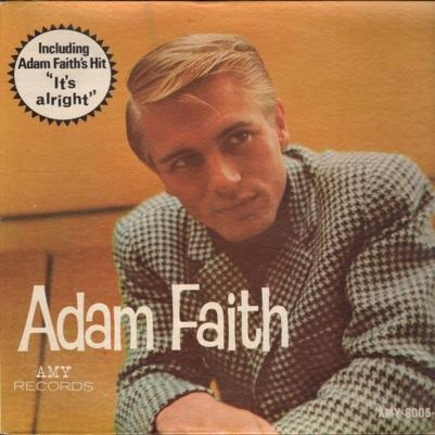 FAITH ADAM - AMY LP