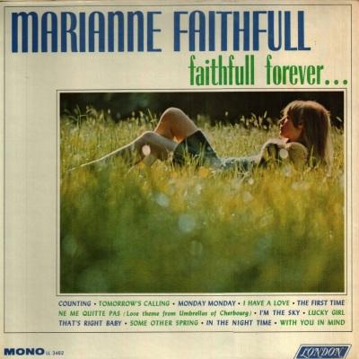 FAITHFULL MARIANNE COV C
