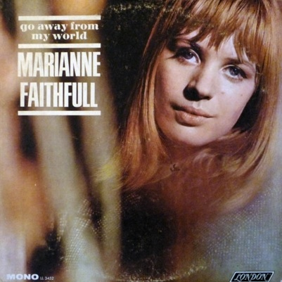 FAITHFULL MARIANNE - GO AWAY COVER