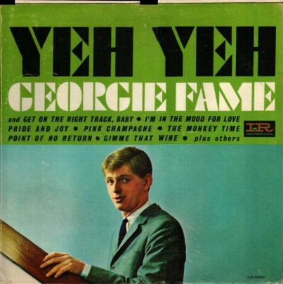 FAME GEORGIE 01 COV
