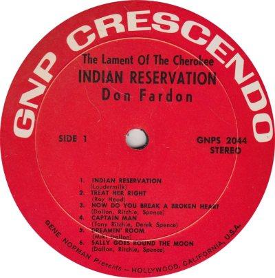 FARDON DON 01 R