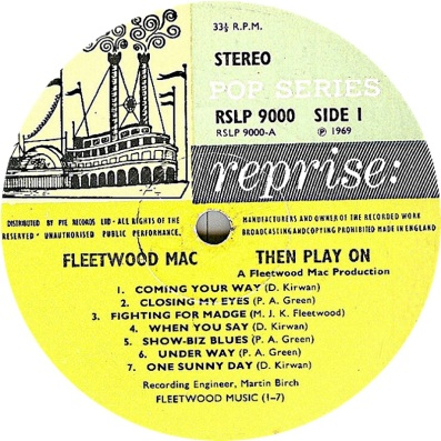 FLEETWOOD MAC 03 RA
