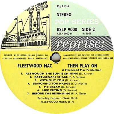FLEETWOOD MAC 03 RB