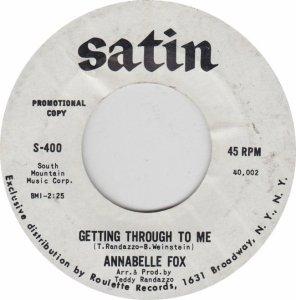 FOX ANNABELLE 66 A