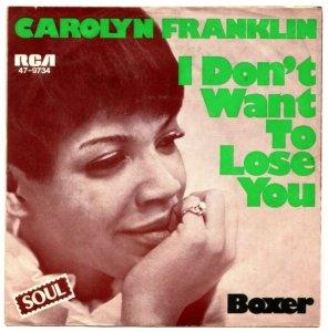 FRANKLIN CAROLYN 69 PS
