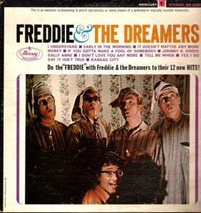 FREDDIE & DREAMERS 01 COV