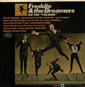 FREDDIE & DREAMERS (1) Stitch