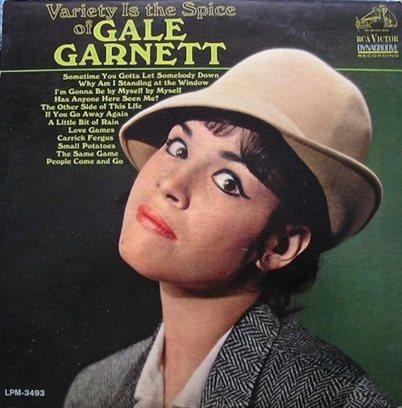 GARNETT GALE 04 COV