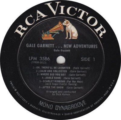 GARNETT GALE 05