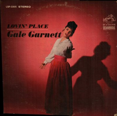 GARNETT GAYLE LP (2) Stitch