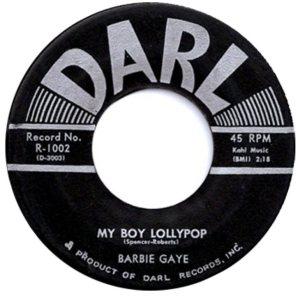 GAYE BARBIE 56 A
