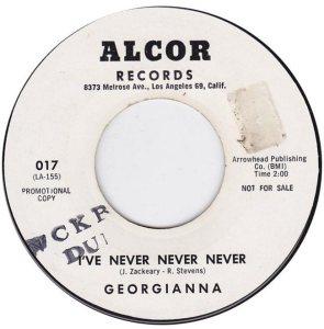 GEORGIANA 63 A