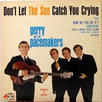 GERRY PACEMAKERS 01 SUN COV