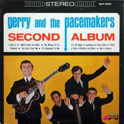 GERRY PACEMAKERS 02 SECOND COV
