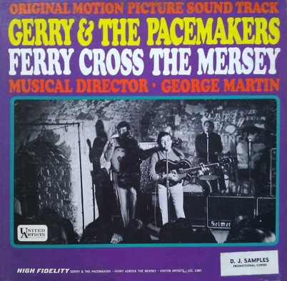 GERRY PACEMAKERS 03 FERRY COV