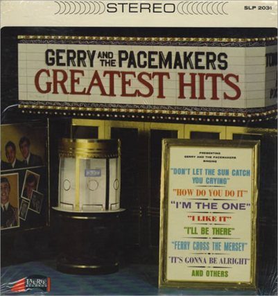 GERRY PACEMAKERS 05 GREAT COV