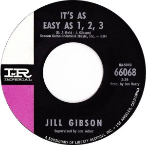 GIBSON JILL - 64 A