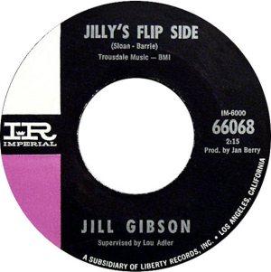 GIBSON JILL - 64 B