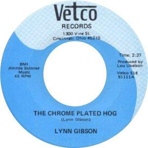 GIBSON LYNN 69 A
