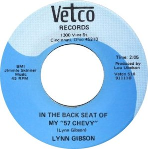 GIBSON LYNN 69 B