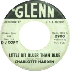 HARDEN CHARLOTTE 62 B
