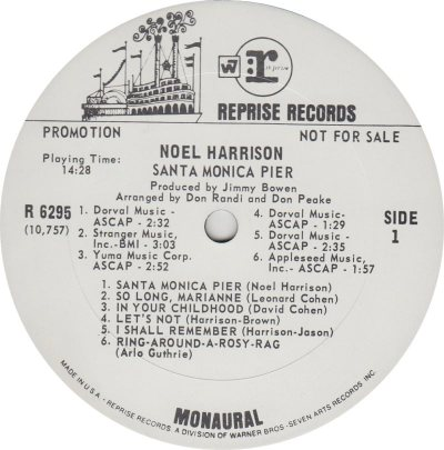 HARRISON NOEL - 03 SANTA