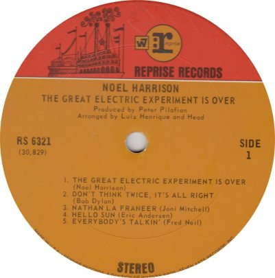 HARRISON NOEL - 04 EXPER