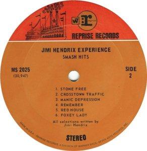 HENDRIX 05 B
