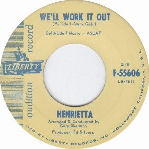 HENRIETTA 63 A
