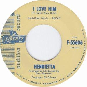 HENRIETTA 63 B