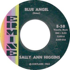 HIGGINS SALLY ANN 64 A