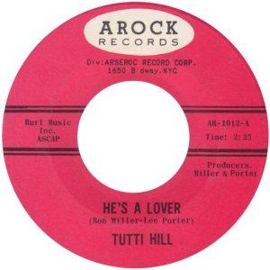 HILL TUTTI - 64 A