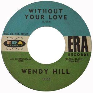 HILL WENDY 61 A
