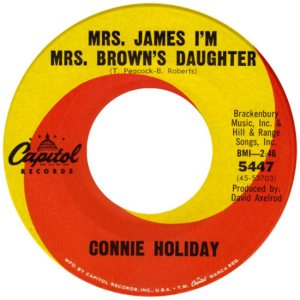 HOLIDAY CONNIE 62 B